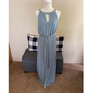 Guess Keyhole Maxi Dress Size 10
